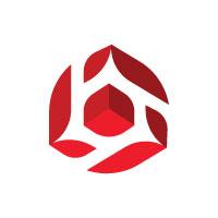 Tech Rose Logo Template