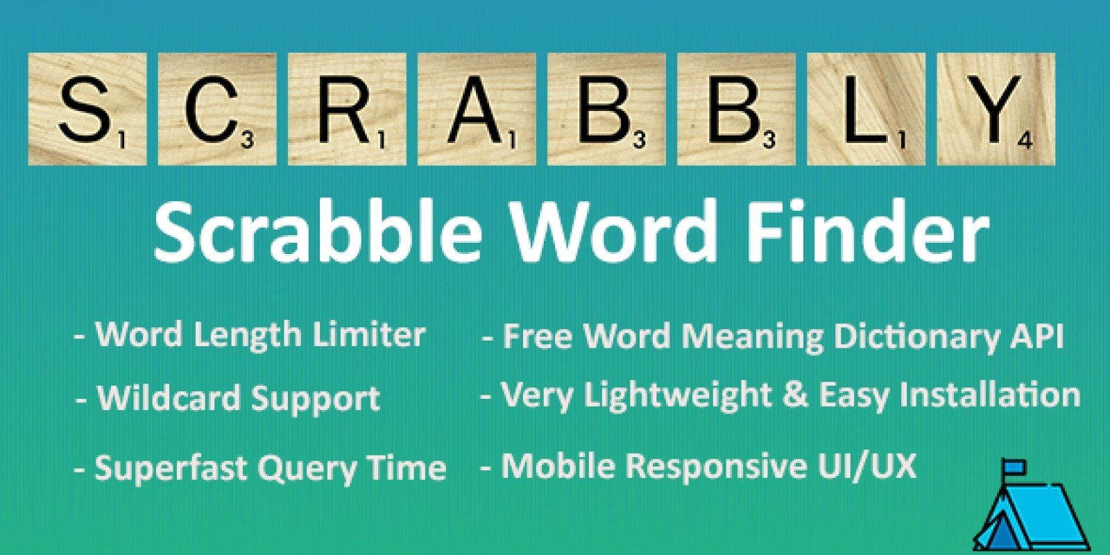 Scrabbly - Scrabble Word Finder Tool
