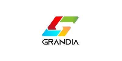Letter G Grandia Logo