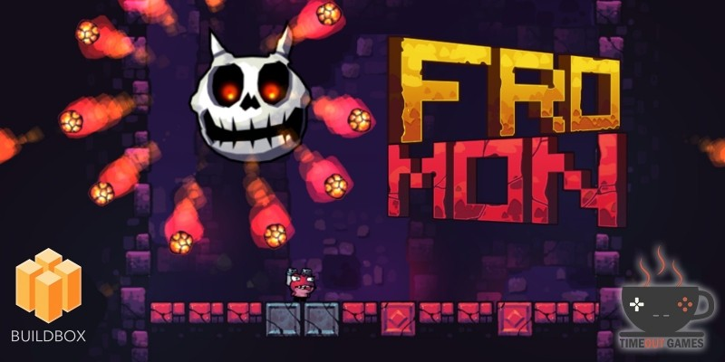 Fromon - Full Buildbox Game