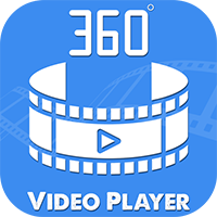360 Video Player view Panorama 4K Android App