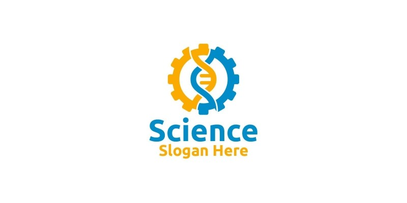 Chemical Science and Research Lab Logo Design