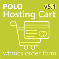 Polo Hosting Cart - WHMCS Order Form Template