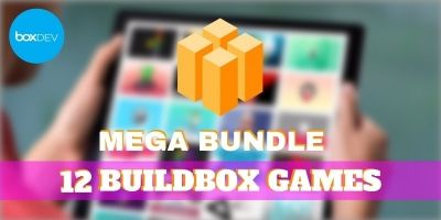 12 Buildbox Games Bundle