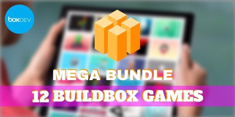 12 Buildbox Games Bundle