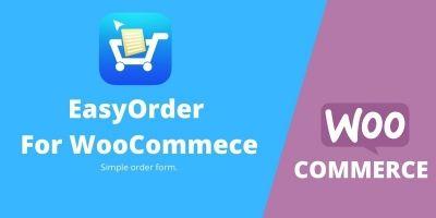 Easyorder For WooCommerce
