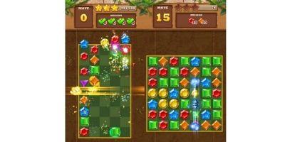 Gem Blast Game - Unity Source Code