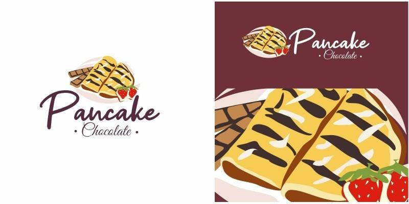 Pancake Logo