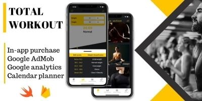 Total Workout - Full iOS Application