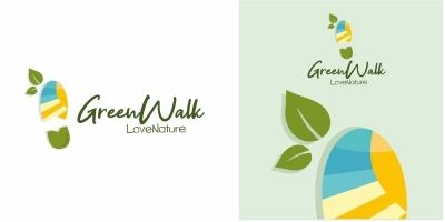 Green Walk Logo
