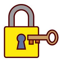 Locks Icon Set