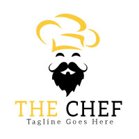 The Chef Logo Design.