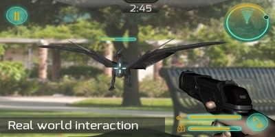 Mobile AR dragon FPS shooter 3D - Unity Project