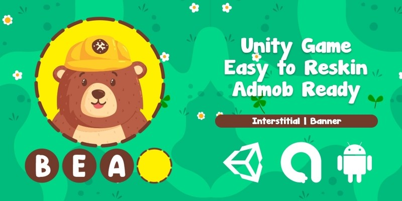 Word Kids - Spelling Puzzle Game Unity