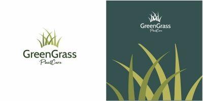 Green Grass Logo