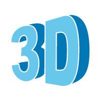 3D Printing Company Logo Design