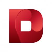 Dorapo Letter D logo