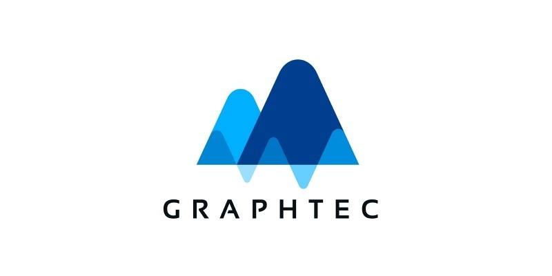 Graph Mountains Logo