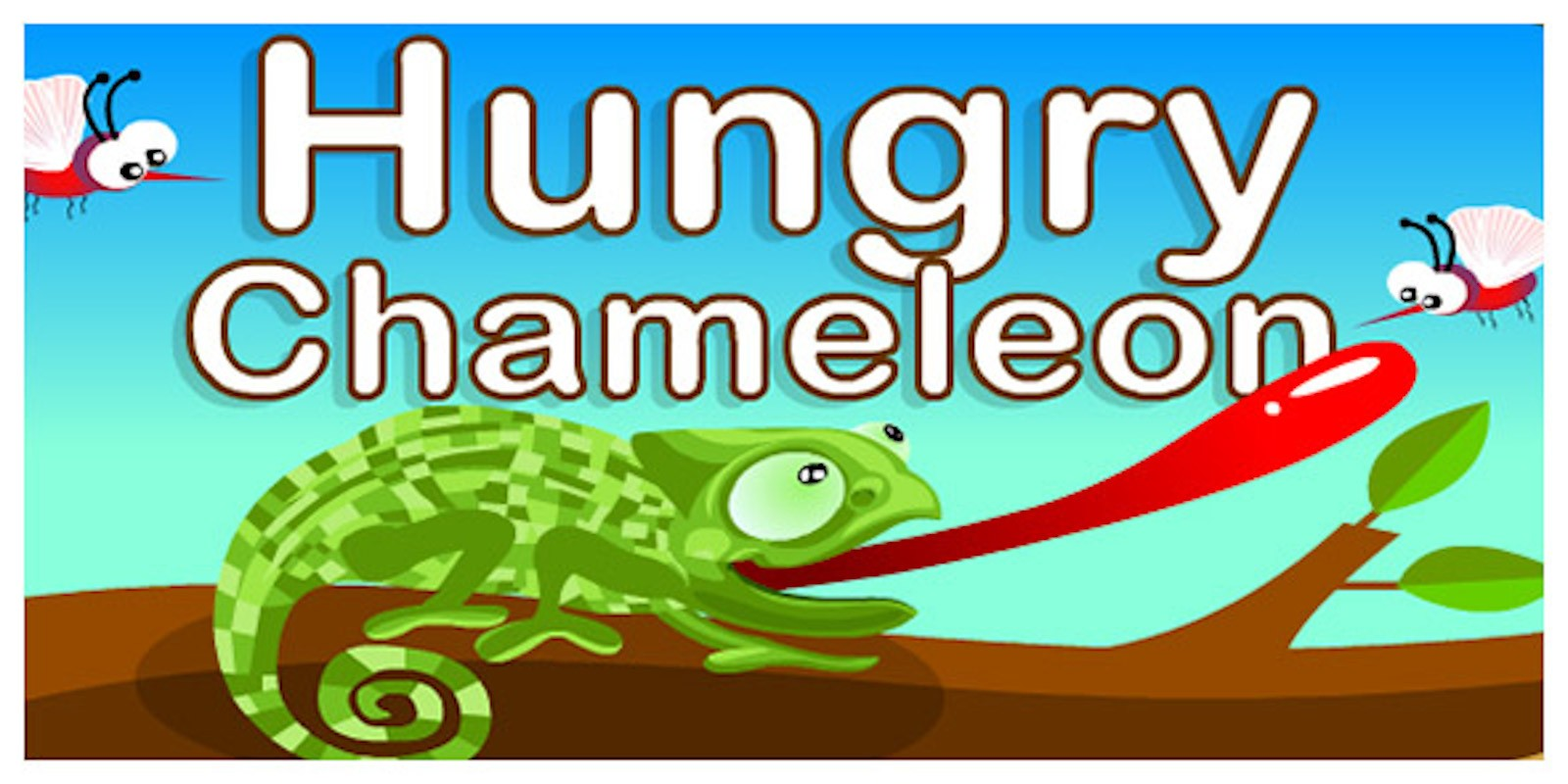 Hungry Chameleon - Unity Project