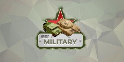 Merge Military - Unity Source Code