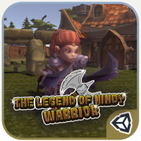 The Legend Of Nindy Warrior - Unity3D