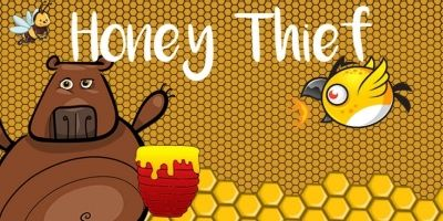 Honey Thief - Unity Project
