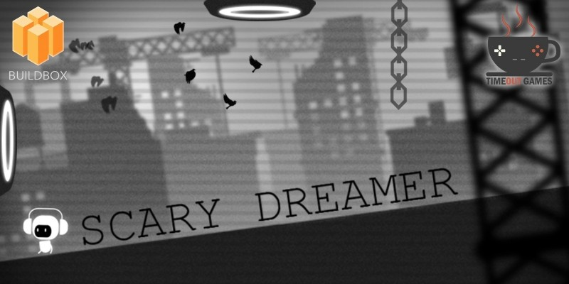 Scary Dreamer - Full Buildbox Game
