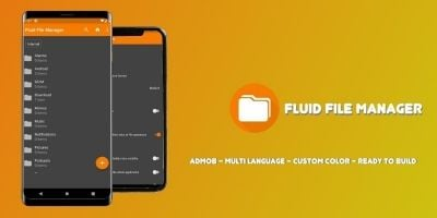 Fluid File Manager - Android Source Code