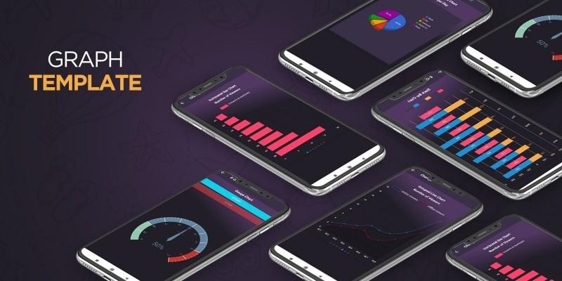 Graph - Ionic App Theme
