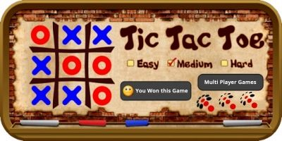 Tic Tac Toe - Android App Source Code