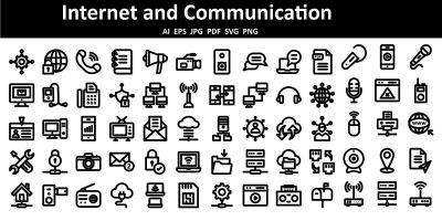 Network and Communication icon