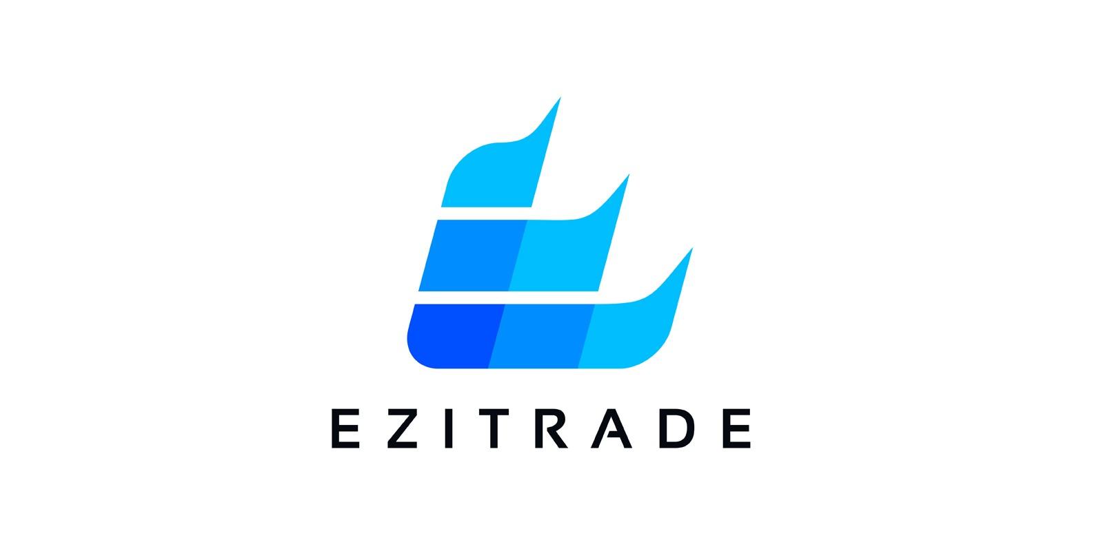 Letter E or C Logo