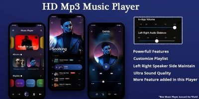 Music Player - Android App Source Code