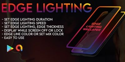 Edge Lighting Colors - Android Source Code