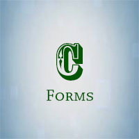 C Forms - Forms Built on CSS3 and HTML5