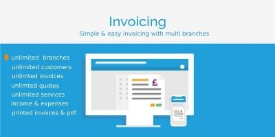 Simple Invoicing PHP Script