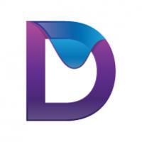 Deerp Letter D Logo