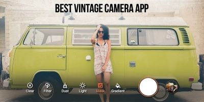 Vintage Camera - Android Source Code