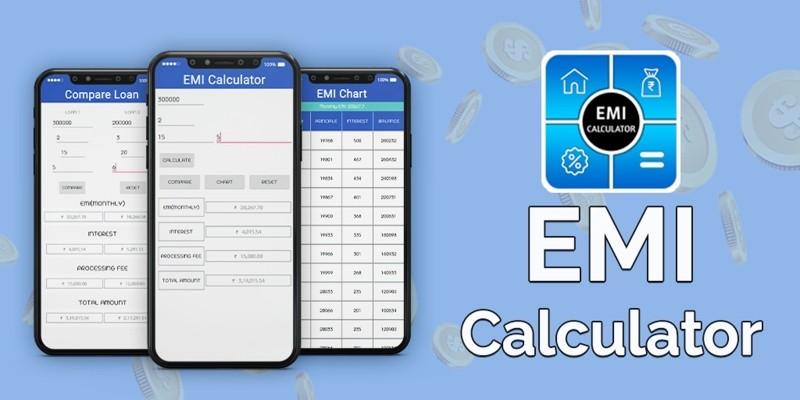 EMI Calculator - Android Source Code