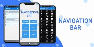Navigation Bar - Android Source Code