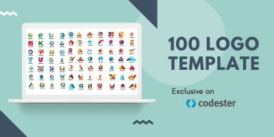 100 Exclusive Logo Templates
