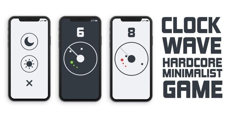 Clock Wave  - Unity Source Code