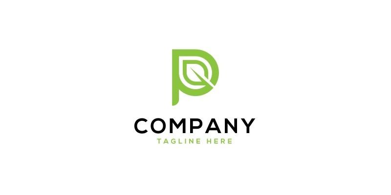 Permacy Letter P Logo