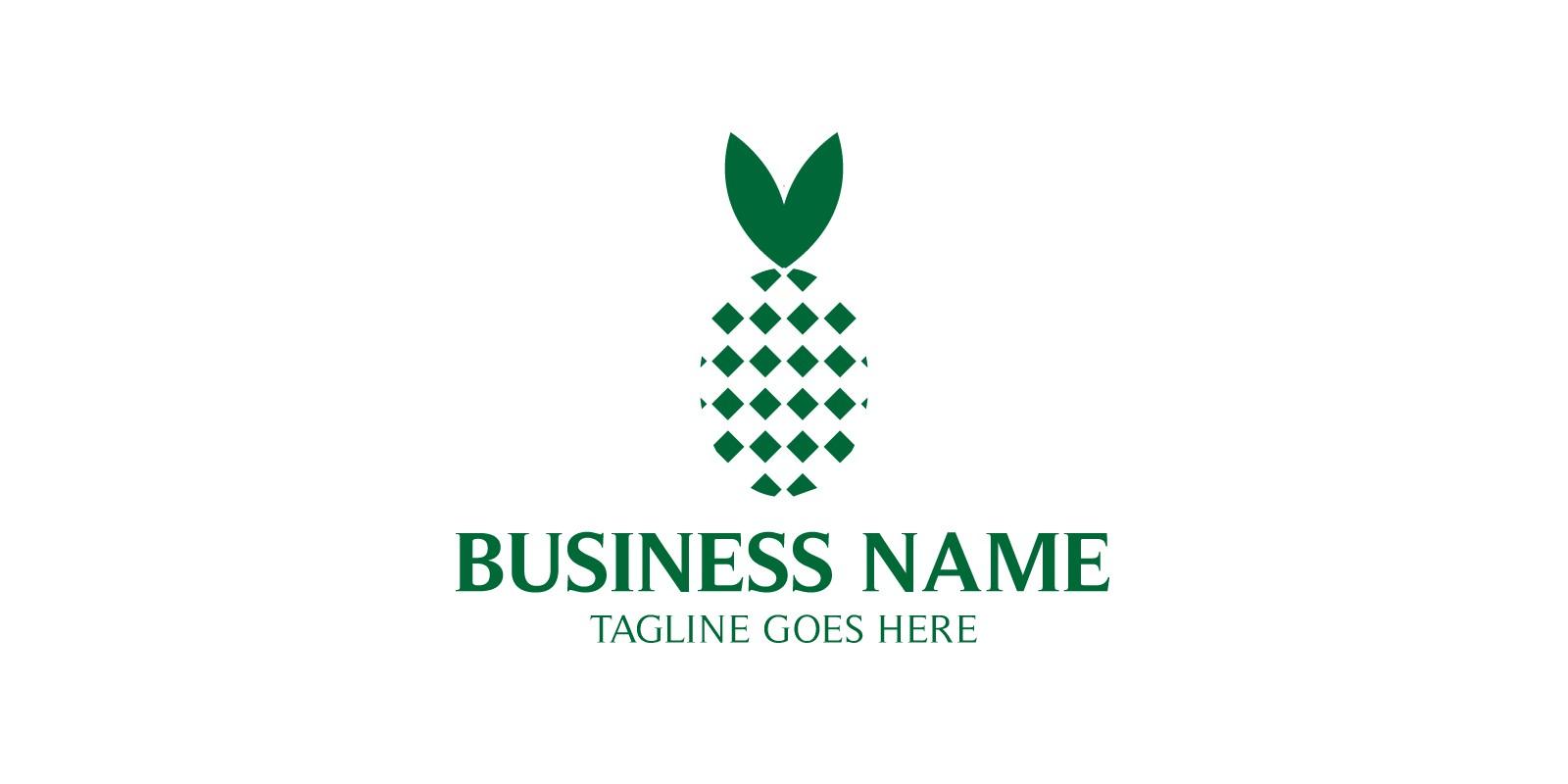 Pineapple Style Logo