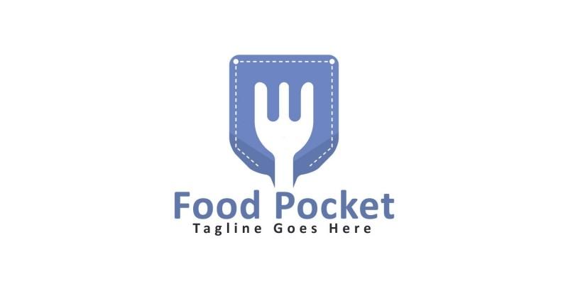 Pocket Food Logo Design