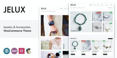 Jelux - WooCommerce Theme