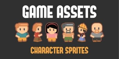 RPG Character Sprite Pack