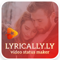Lyrical Video Status - Android Source Code