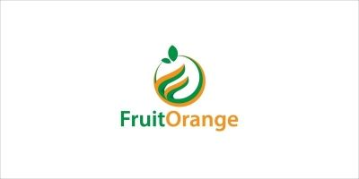 Fruit Orange Logo