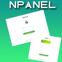 NPanel - PHP Login Script